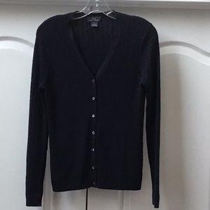 Brooks Brothers 346 Silk-Cashmere Sweater Size: S